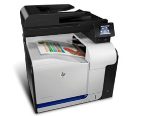Impressora Laser Multifuncional Color HP M570